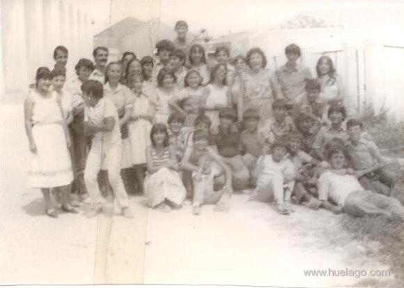 Grupo de estudiantes en Las Escuelas