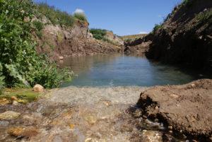 Fuente Alta en Huélago
