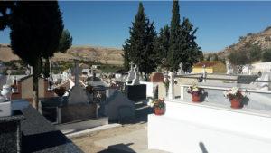 Cementerio de Huélago