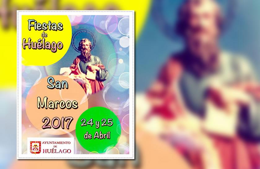 Huélago celebra San Marcos con un completo programa de actividades